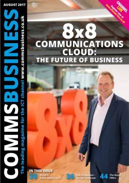 commsbusiness magazine
