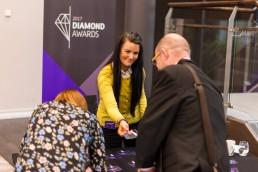 BT Diamond Awards - Award Photography Manchester