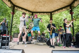 Live At The Bandstand