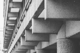 Brutalist photography