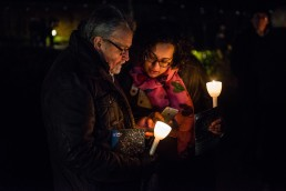 St Luke's Festival of Light is a really special event. Supporters and families come together at St Luke's to remember loved ones and celebrate their life.