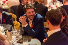Corporate photographer London - THT Friends Gala 2016
