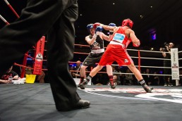 Photographing Boxing