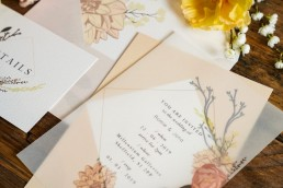 wedding stationery inspiration