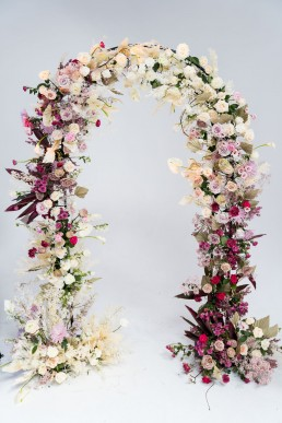 Flower Arch by Sass Flower