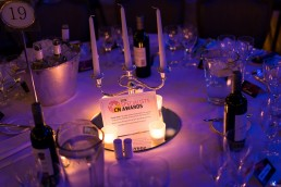 table centre at the CN Specialist Awards 2019
