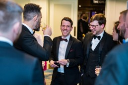 guests laughing at the CN Specialists Awards 2019