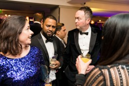 guests talking at the CN Specialists Awards 2019