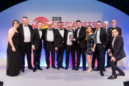 Winners at the CN Specialists Awards 2019