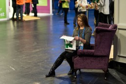 Large scale corporate event at the NEC for Lloyds Banking Group