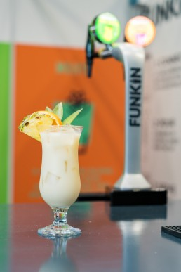 New cocktail serve from Funkin