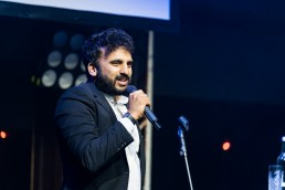 Nish Kumar hosts the Edinburgh TV Festival: We Love TV Quiz