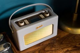 retro styled DAB radio