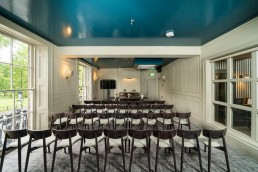 function room at Aragon House