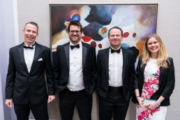 corporate event photographer london -guests at the Ground Engineering Awards 2019