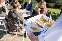 Street food at Whirlowbrook Hall, Sheffield