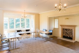 meeting room at Whirlowbrook Hall