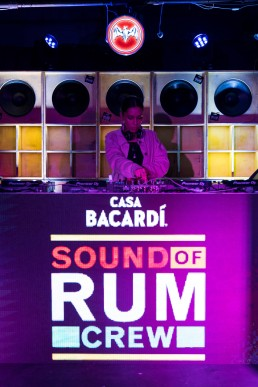 bacardi sound of rum crew, leeds