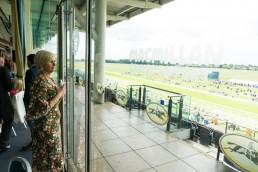 Macmillan day at York Races