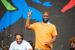 De La Soul Glastonbury 2014