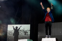Ed Sheeran Glastonbury 2014