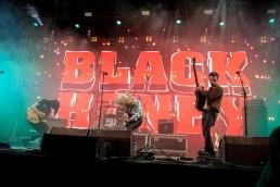Black Honey Glastonbury 2017