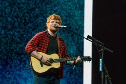 Ed Sheeran Glastonbury 2017