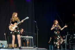 First Aid Kit Glastonbury Festival 2017
