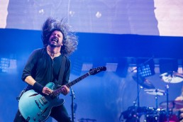 Foo Fighter Glastonbury 2017