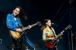 Haim Glastonbury 2017