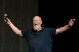 Michael Eavis Glastonbury 2017