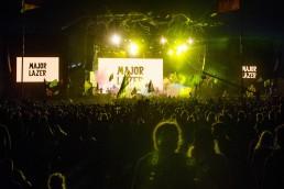 Major Lazer Glastonbury 2017