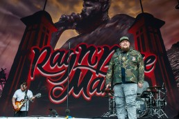 Rag n Bone Man Glastonbury 2017