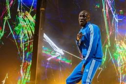 Stormzy Glastonbury 2017