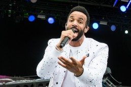 Craig David Glastonbury 2017