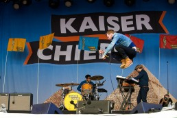 Kaiser Chiefs Glastonbury 2014