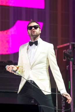 Kasabian Glastonbury 2014