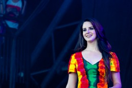 Lana Del Rey Glastonbury 2014