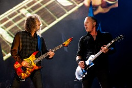 Metallica Glastonbury 2014